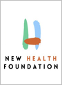Logo de New Health Foundation