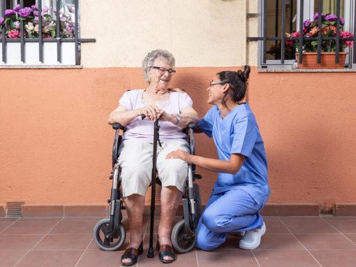 Derechos de personas mayores