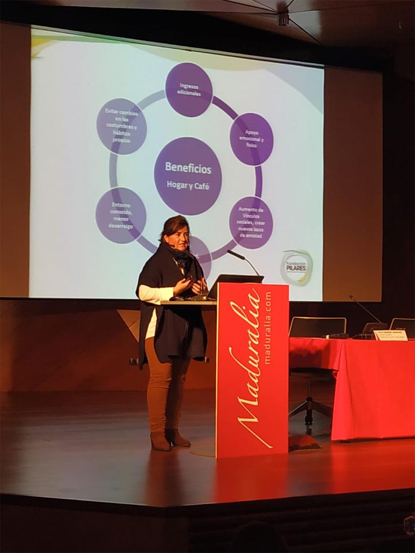 Fundación Pilares presenta Viviendas compartidas: La riqueza de compartir en la Feria Maduralia