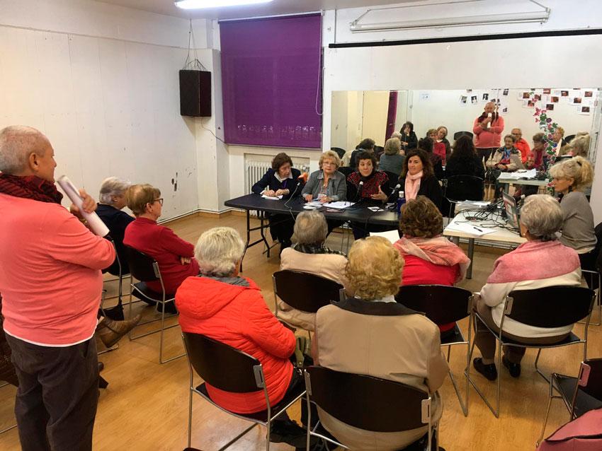 Radio Enlace entrevista a Fundación Pilares. Madrid, 26/11/2019