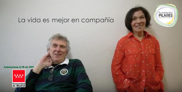 Campaña: La vida es…  'Mejor en compañía