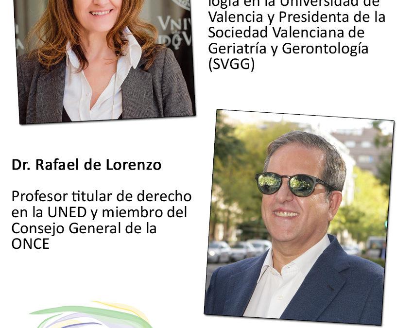 La Dra. Sacramento Pinazo-Hernandis y el Dr. Rafael de Lorenzo, nuevos Patronos de Fundación Pilares