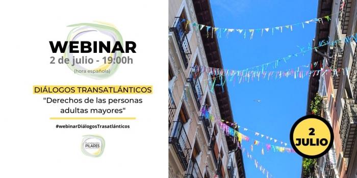 Ciclo de diálogos transatlánticos: Derechos de las personas adultas mayores