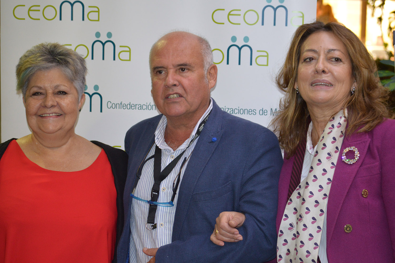 Jornada técnica 'Por una nueva cultura de cuidados y prevención sin sujeciones'. CEOMA, 17/11/2017