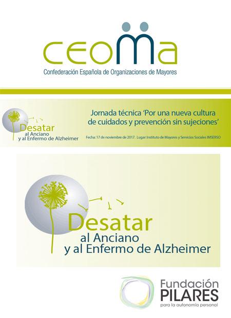 Jornada técnica 'Por una nueva cultura de cuidados y prevención sin sujeciones'. CEOMA