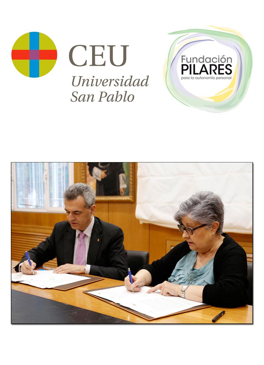Universidad CEU, Fundación Pilares