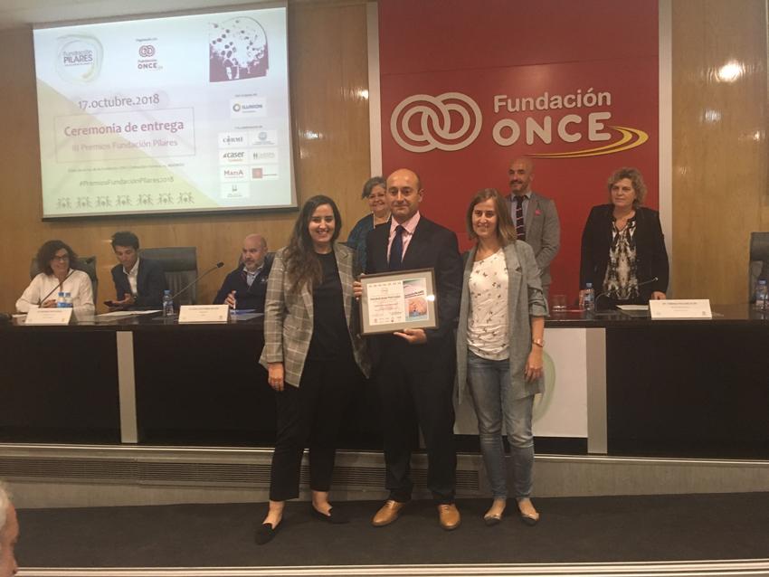 Premio Popular a Amavir