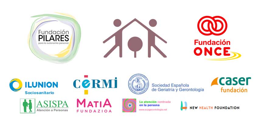 Logos Premios Fundación Pilares 2018