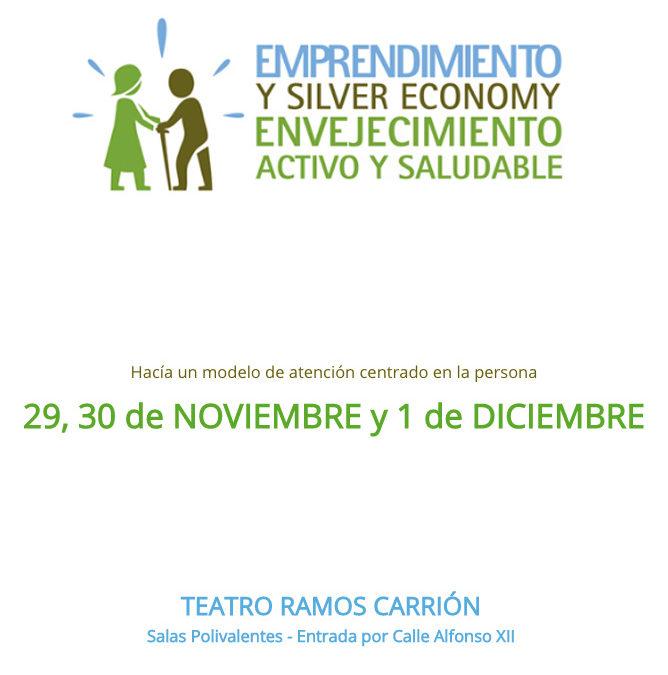 Fundación Pilares estará presente en las VI Jornadas de envejecimiento activo y saludable