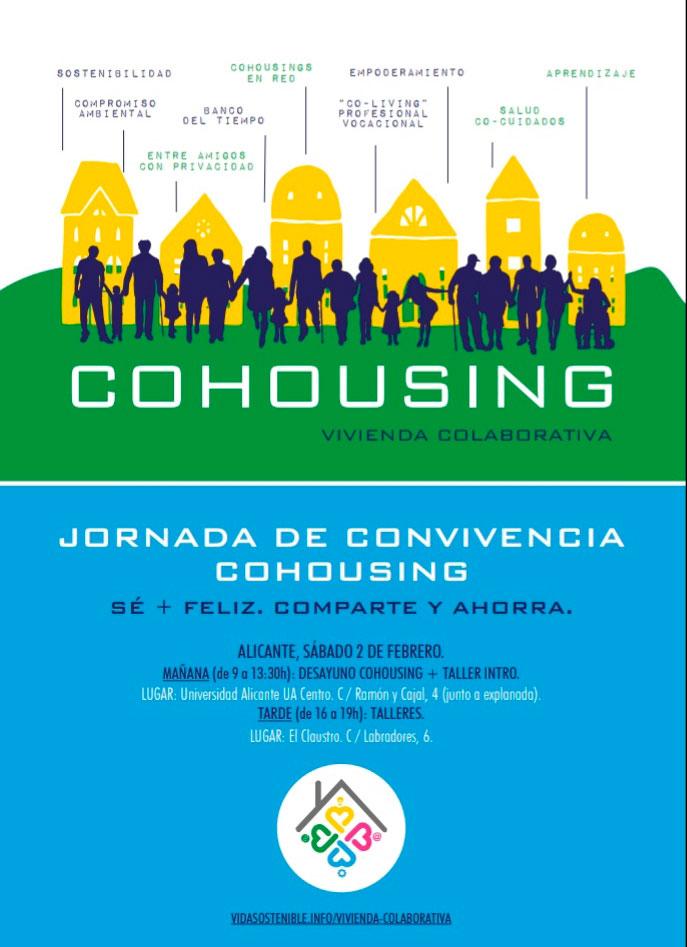 Jornada de convivencia Cohousing en Alicante