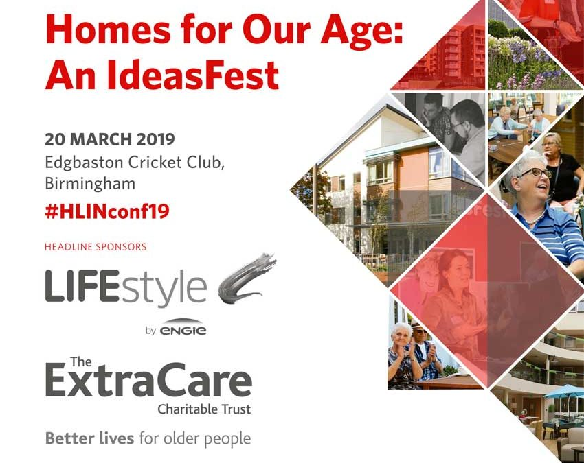 2019 Annual Conference & Exhibition, Homes for Our Age: An IdeasFest