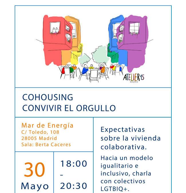 Jornada 'Cohousing, Convivir con el orgullo' (Madrid), 30/05/2019