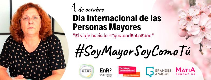 Campaña #SoyMayorSoyComoTú 2019