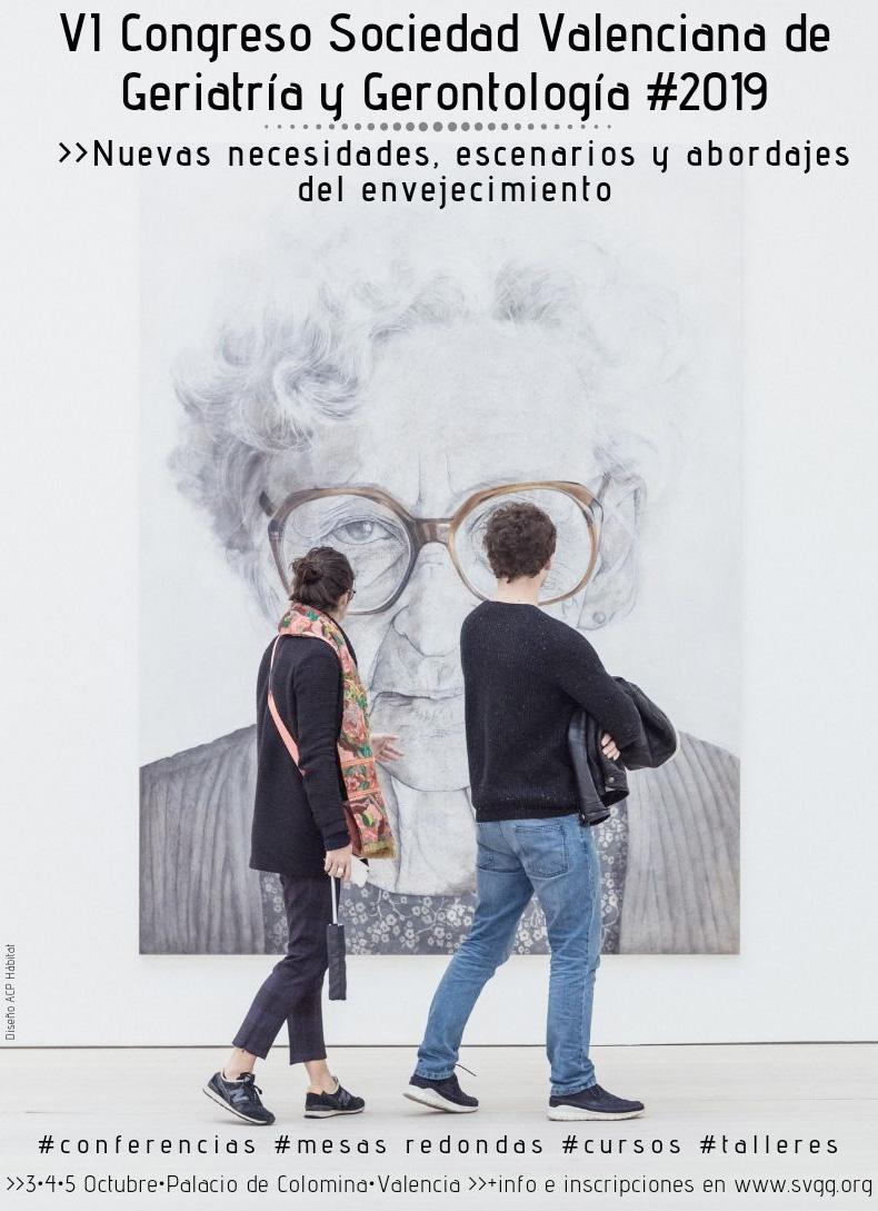 VI Congreso de la Sociedad Valenciana de Geriatría y Grontología (SVGG)