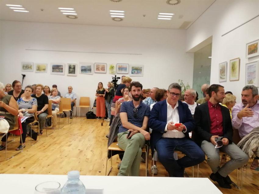 Jornada en Rojales con motivo del Día Internacional de las Personas Mayores