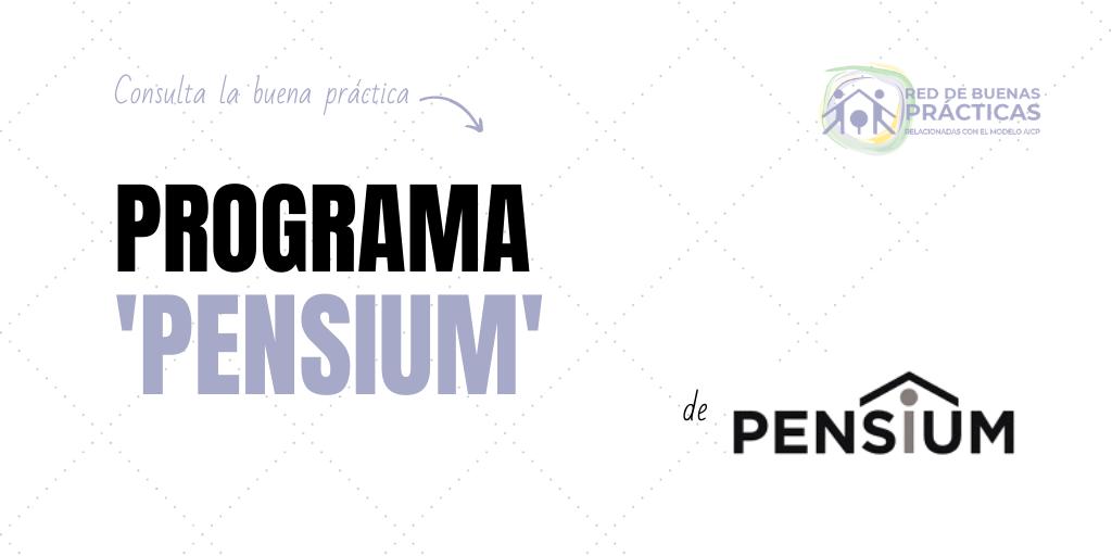 Programa Pensium
