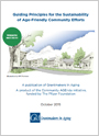 Guiding Principles for the Sustainability of Age-Friendly Community Efforts
