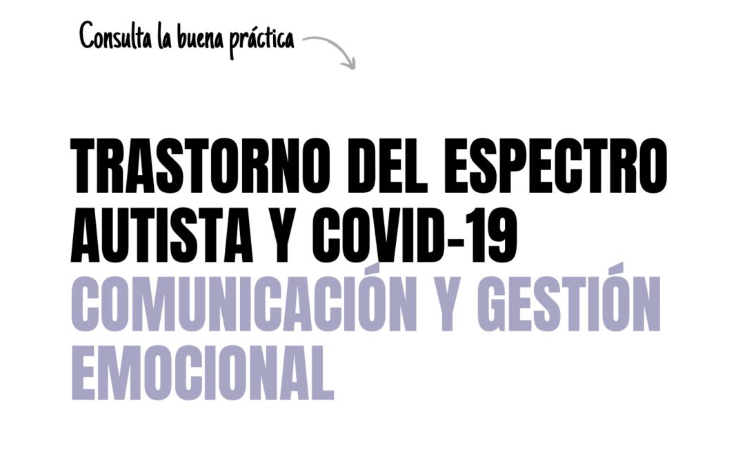 Trastorno del espectro autista y Covid19 Comunicación y gestión emocional