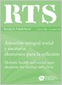 Atención integral social y sanitaria: elementos para la reflexión