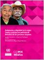 Autonomía y dignidad en la vejezteoría y práctica en políticas de derechos de las personas mayores