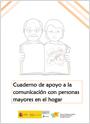 Cuaderno de apoyo a la comunicación con personas mayores en el hogar