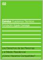 Los Derechos de las Personas y el Medio Residencial ¿Cómo Hacerlos Compatibles? Guía de recomendaciones prácticas para las residencias de personas mayores