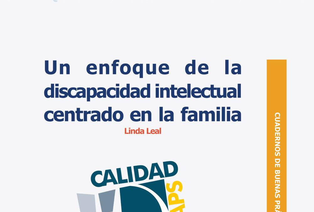 Un enfoque de la discapacidad intelectual centrado en la familia