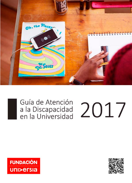 Guía de Atención a la Discapacidad en la Universidad, 2017