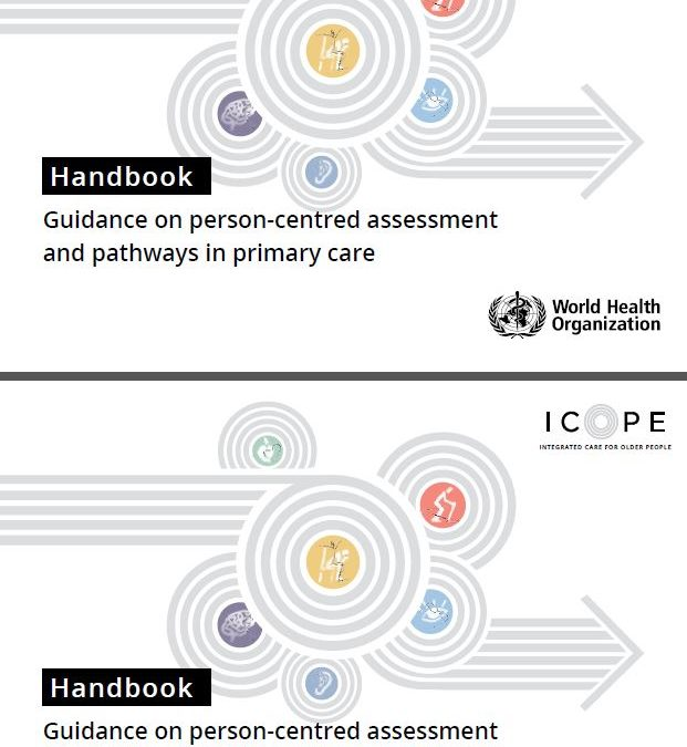 Guidance on person-centred assessment and pathways in primary care