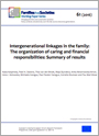 Intergenerational linkages in the family: The organization of caring and financial responsibilities: Summary of results