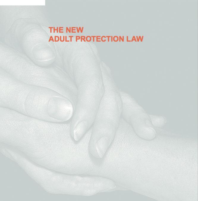 La nueva ley de protección al adulto. Austria.