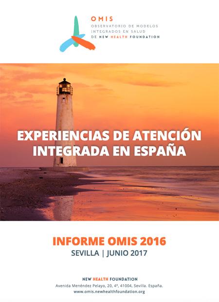 Experiencias de Atención Integrada en España (Informe OMIS 2016)