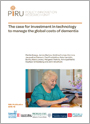 The case for investment in technology to manage the global costs of dementia