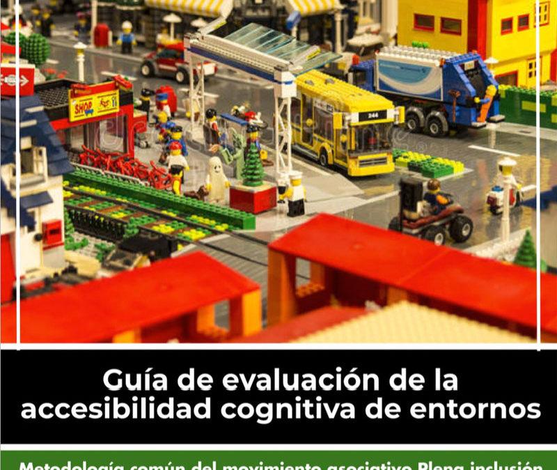 Guía de evaluación de la accesibilidad cognitiva de entornos