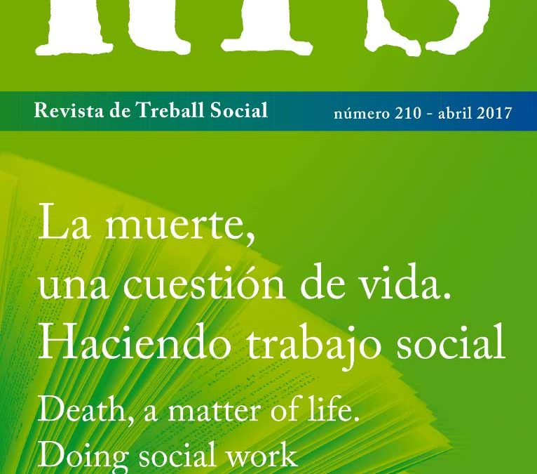 La muerte, una cuestión de vida. Haciendo trabajo social