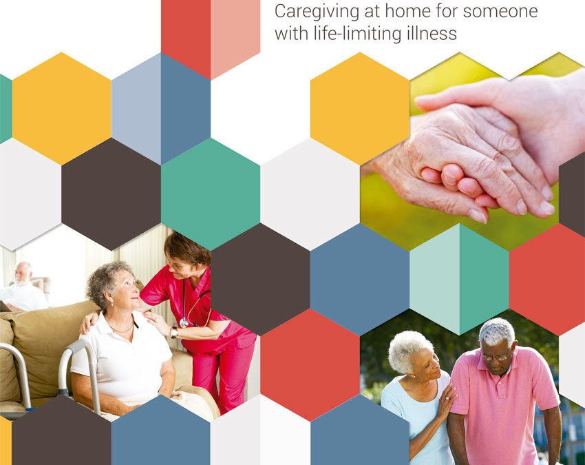 Guía de toma de decisiones para familias cuidadoras: cuidados en casa para alguien con enfermedades que limitan la vida