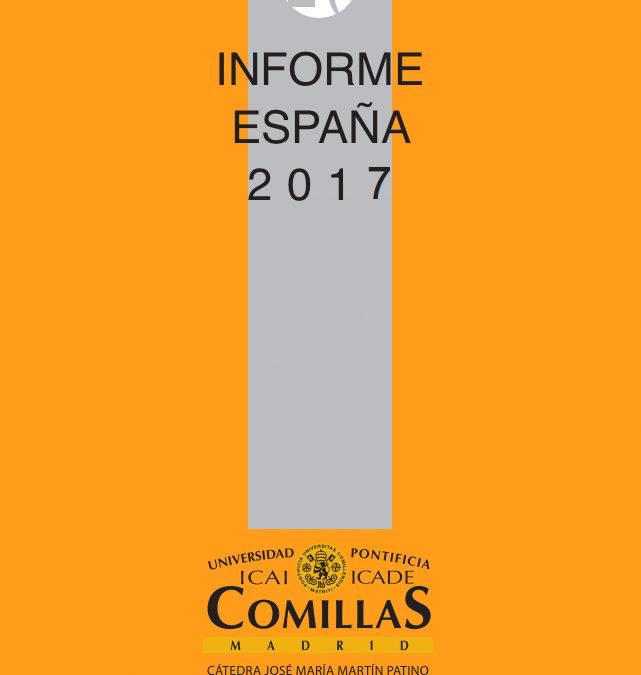 Informe España 2017: Dependencia y cuidados.