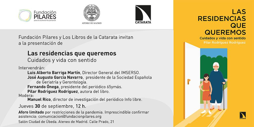 Invitacion Residencias 30 sep REDES